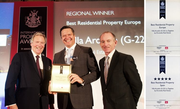 International Property Awards Sergey Sinichkin