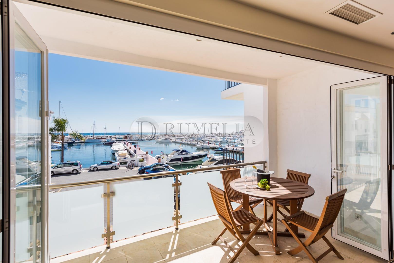 Apartment for sale in Marbella Puerto Banus