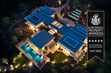 Villa Cullinan - Best Residential Property Europe 2019-2020
