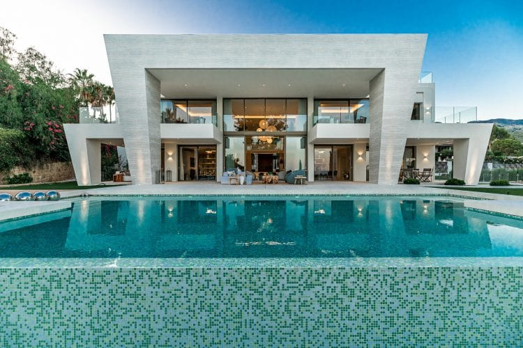 Brand-New Stunning Luxury Villa, Sierra Blanca, Marbella Golden Mile