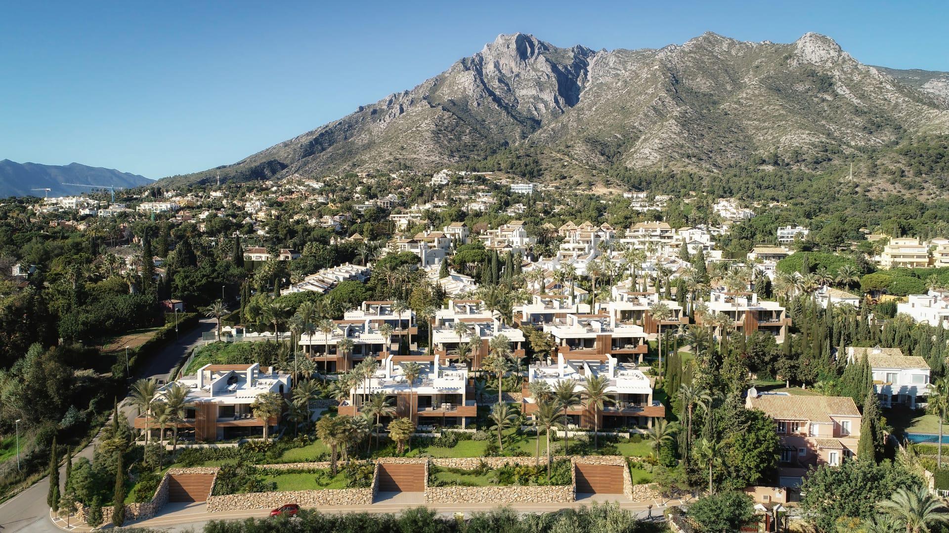 Designer Townhouses Sierra Blanca