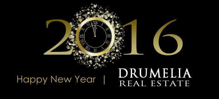 Drumelia Real Estate Marbella, Happy New Year