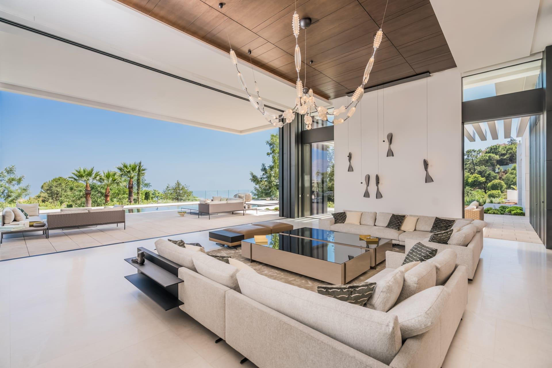 Villa Cullinan Living Room