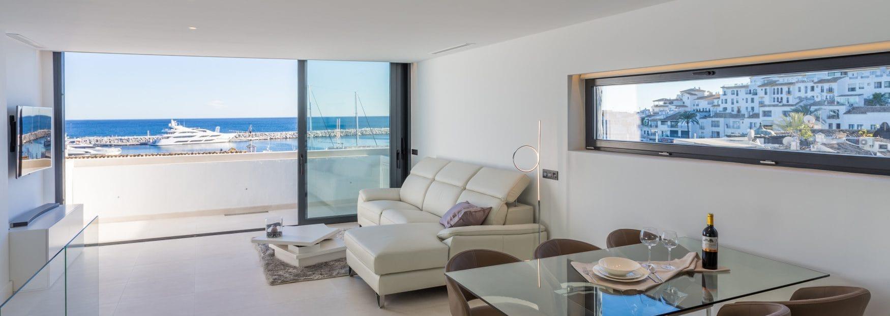 Duplex Penthouse - Puerto Banus, Marbella