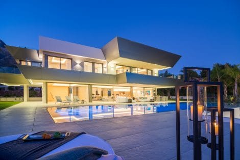 Golden Mile - The Most Exclusive Area of Marbella