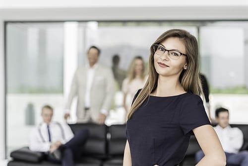 rental property consultant in Drumelia Real Estate, Kristina Petrakovskaya