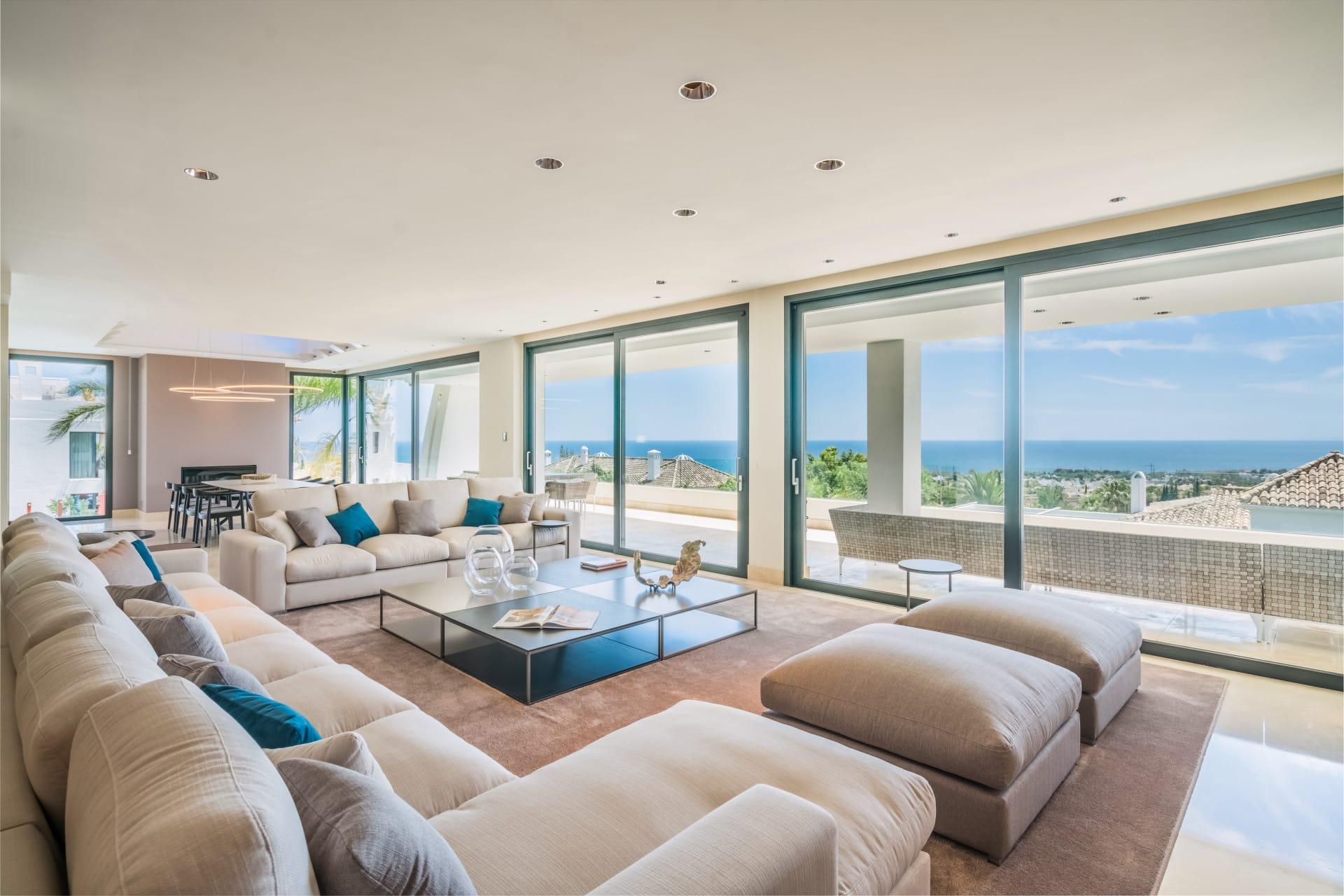 Luxury Penthouses in Sierra Blanca