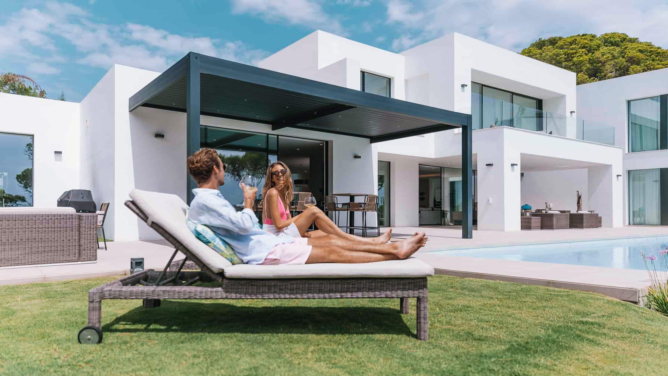 Marbella luxusvillen Goldene Meile lifestyle