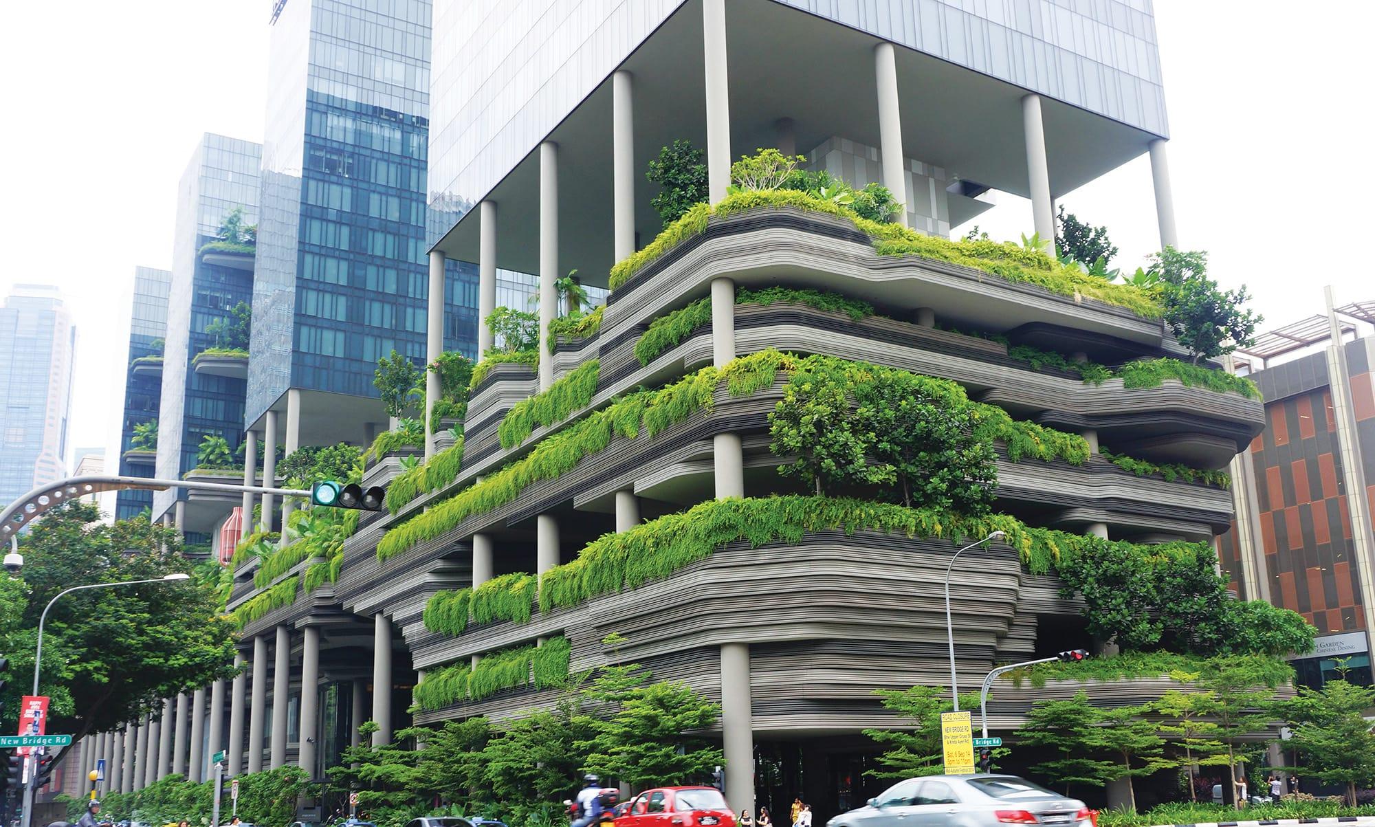 Парк Роял Отель, Сингапур