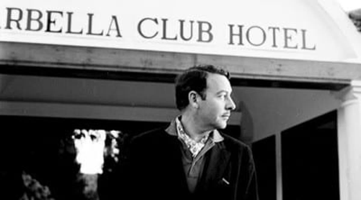 Marbella Club Hotel, erbaut 1954 von Alfonso de Hohenlohe