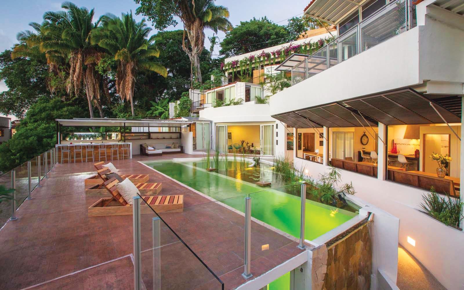 Nemi Eco Villa, Mexico
