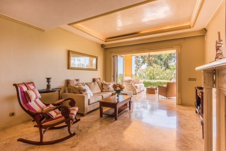 Apartment, Rio Real in Marbella East