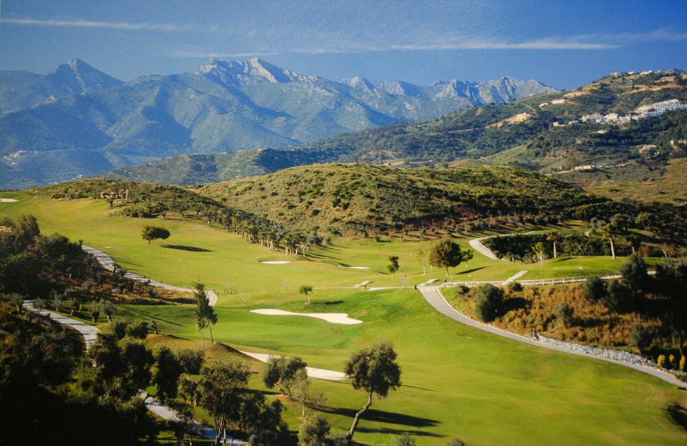 Santa Clara Golf Club Marbella