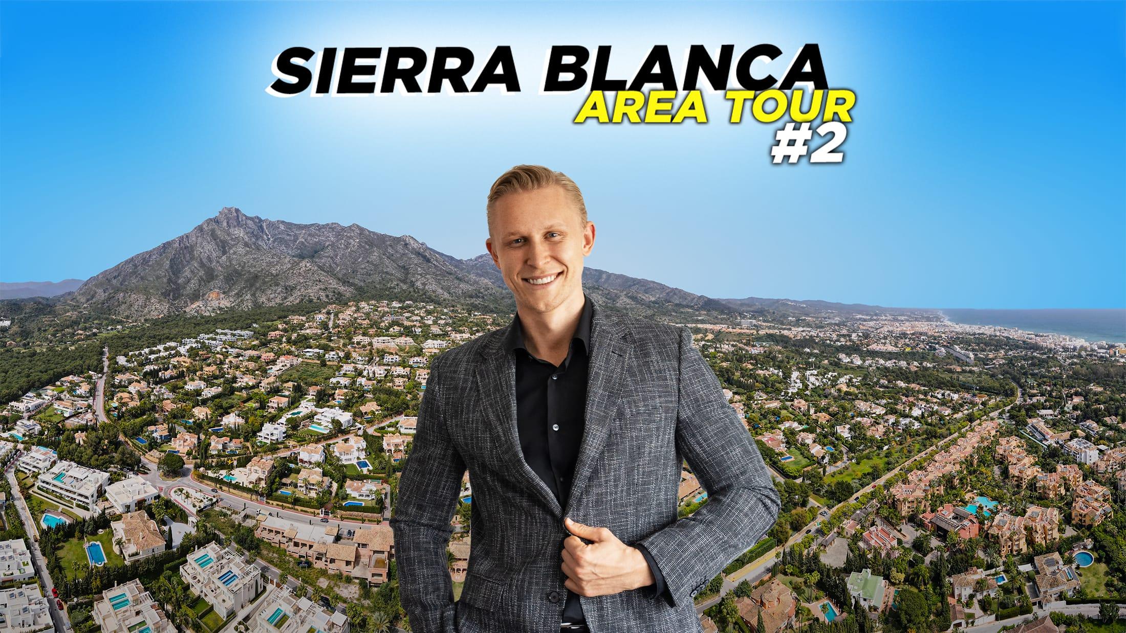 Sierra Blanca Area tour