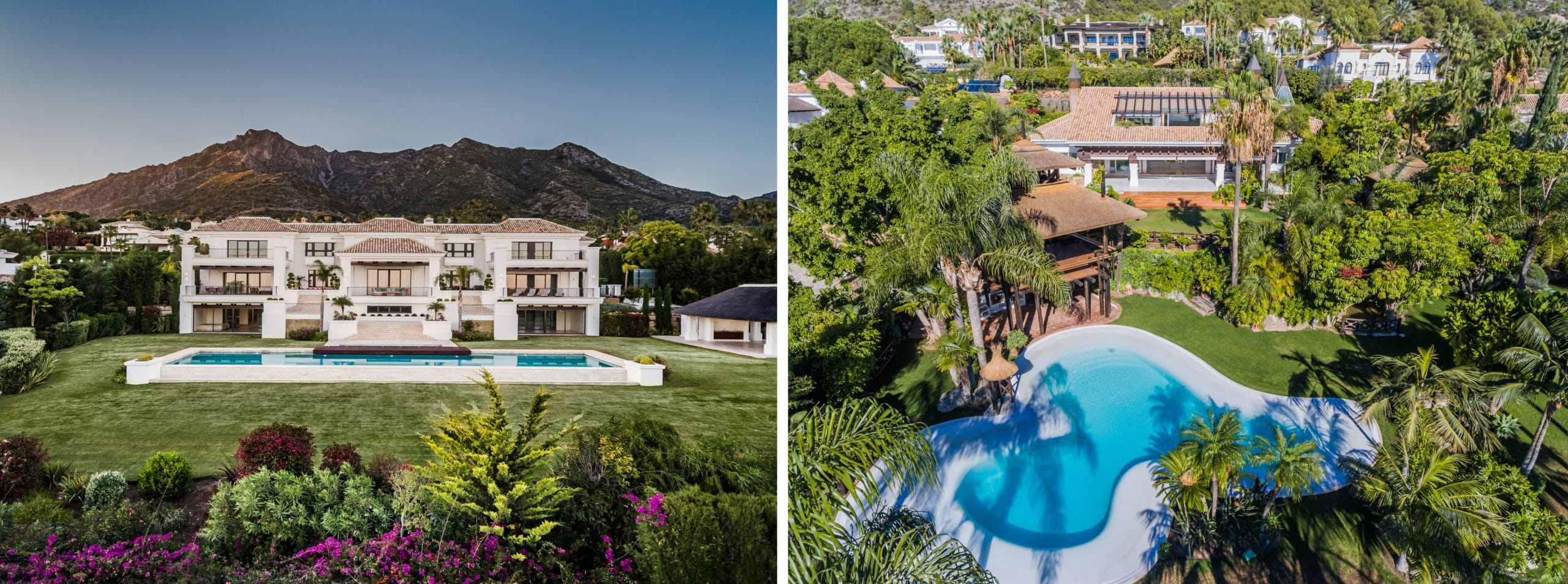 Sold villas in Golden Mile, Marbella