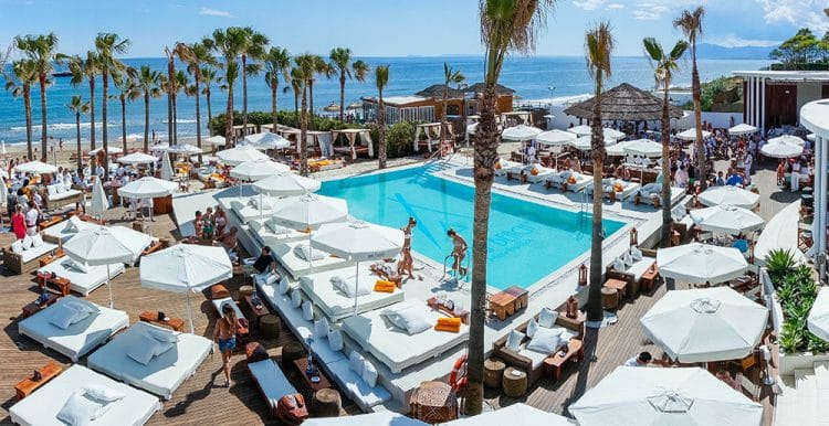 "Synonymous with glitz and glamour, Marbella is distinguished for its opportunities which few cities in the world can be compared to. ""Move over Miami, step aside Ibiza, there's a new home to hedonistic pool parties and luxury beach clubs: Marbella, a Spain's equivalent of Saint-Tropez"", media writes."