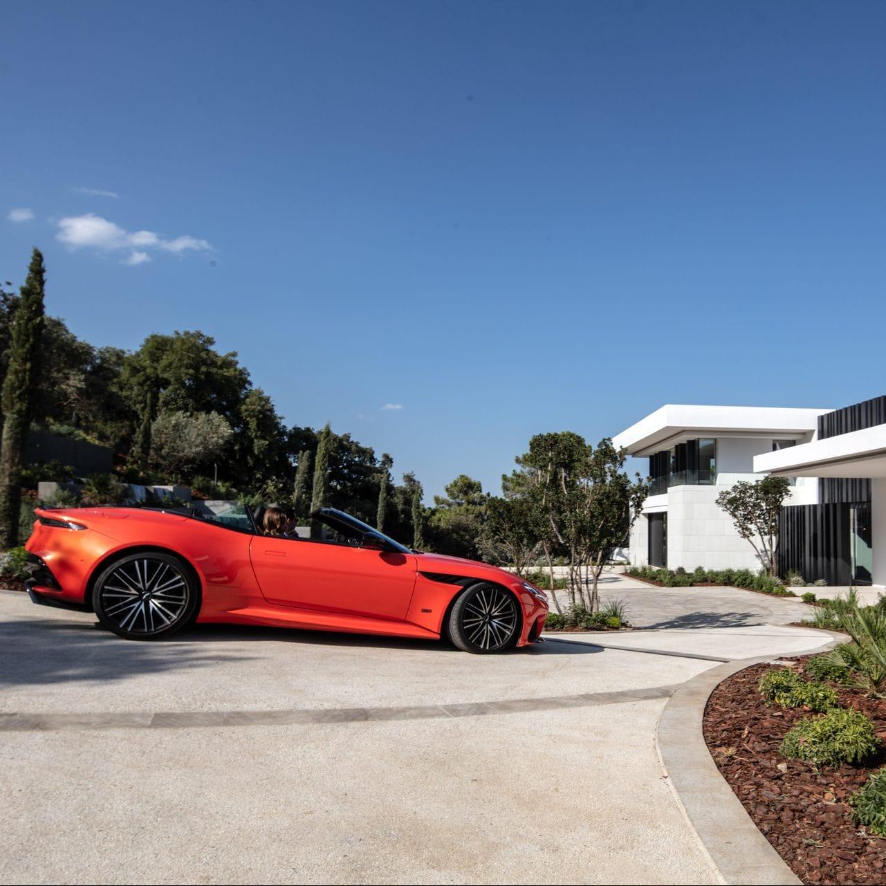 Driveway Villa Cullinan