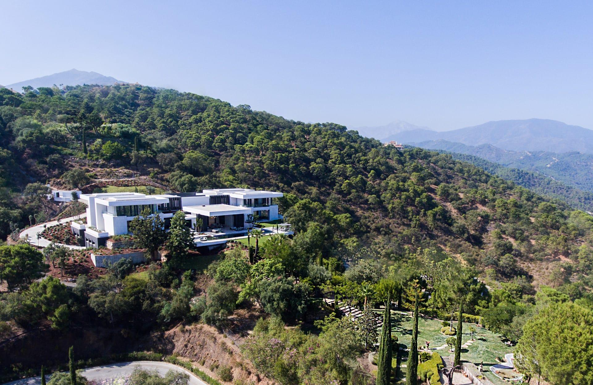 Villa Cullinan plot