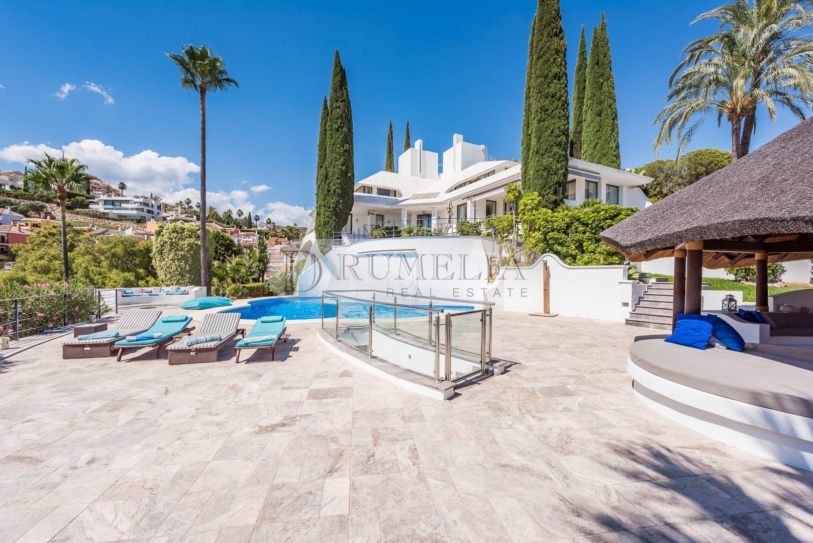 villa for sale Nueva Andalucia