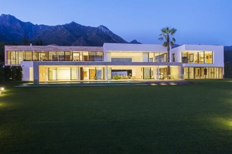 """The Beverly Hills of Marbella"", Sierra Blanca"