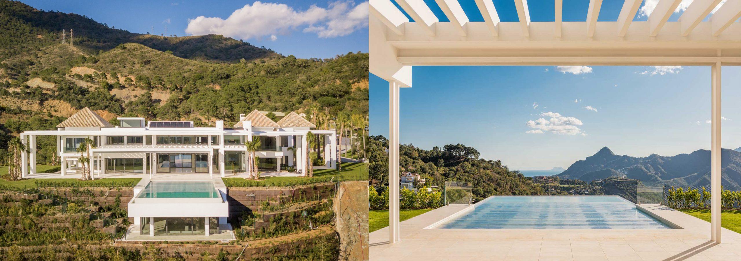 Villa Halcyon i La Zagaleta