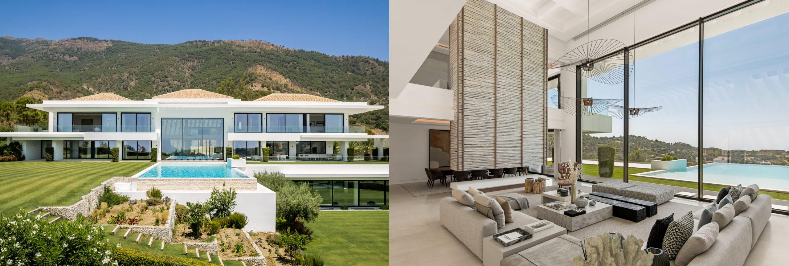 Villa Ibiza Breeze i La Zagaleta, Benahavís, €14.500.000