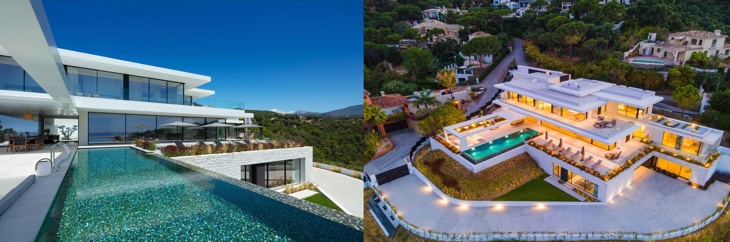 Villa i El Madroñal, Benahavís