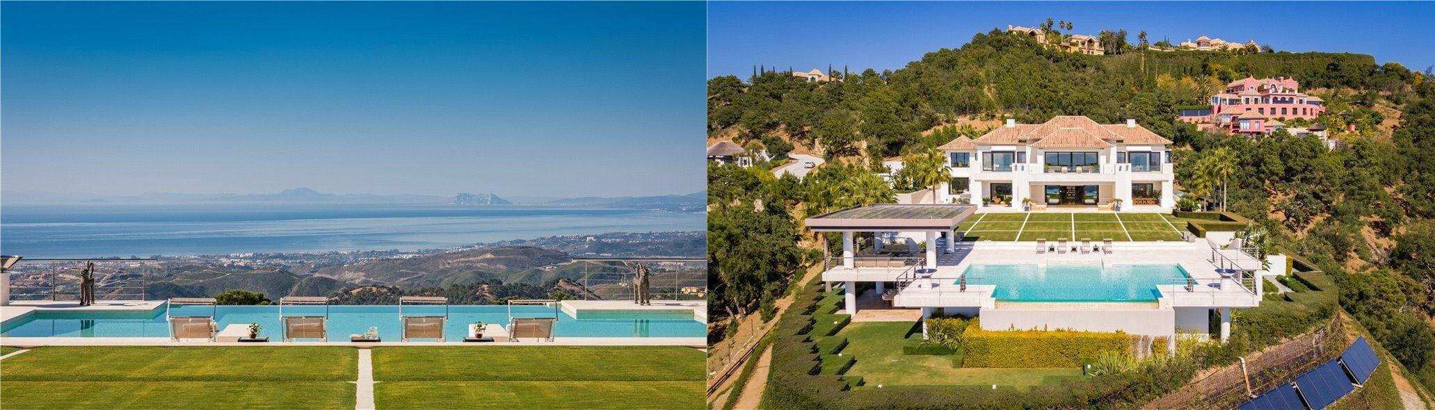 Villa en La Zagaleta, Marbella
