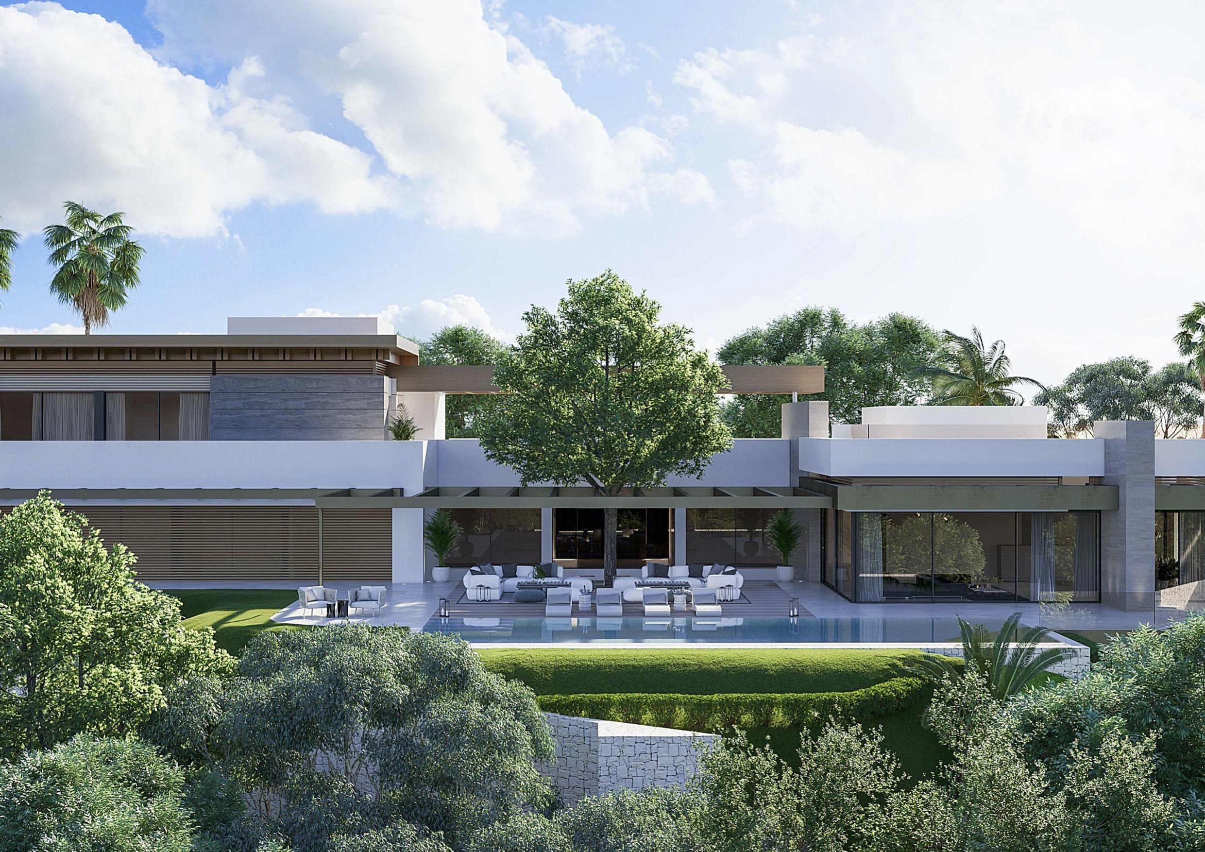 Villa in Los Ceibos