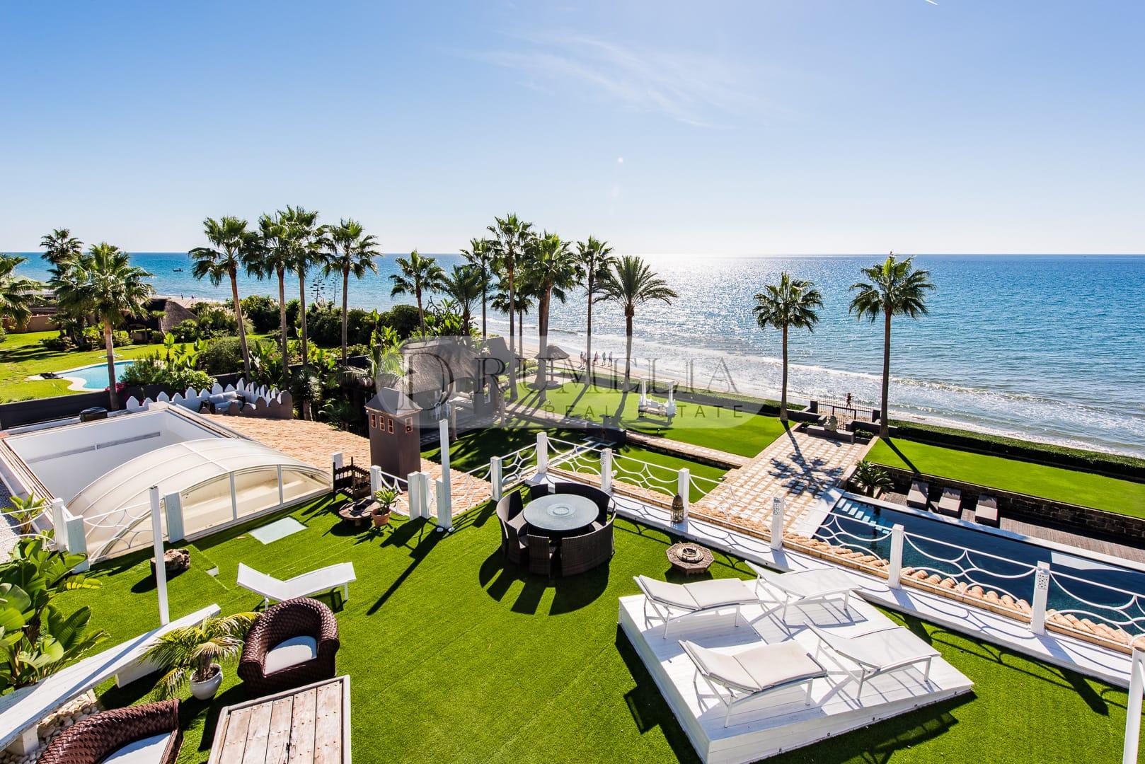 villa na prodažu v Torre Monteros Playa