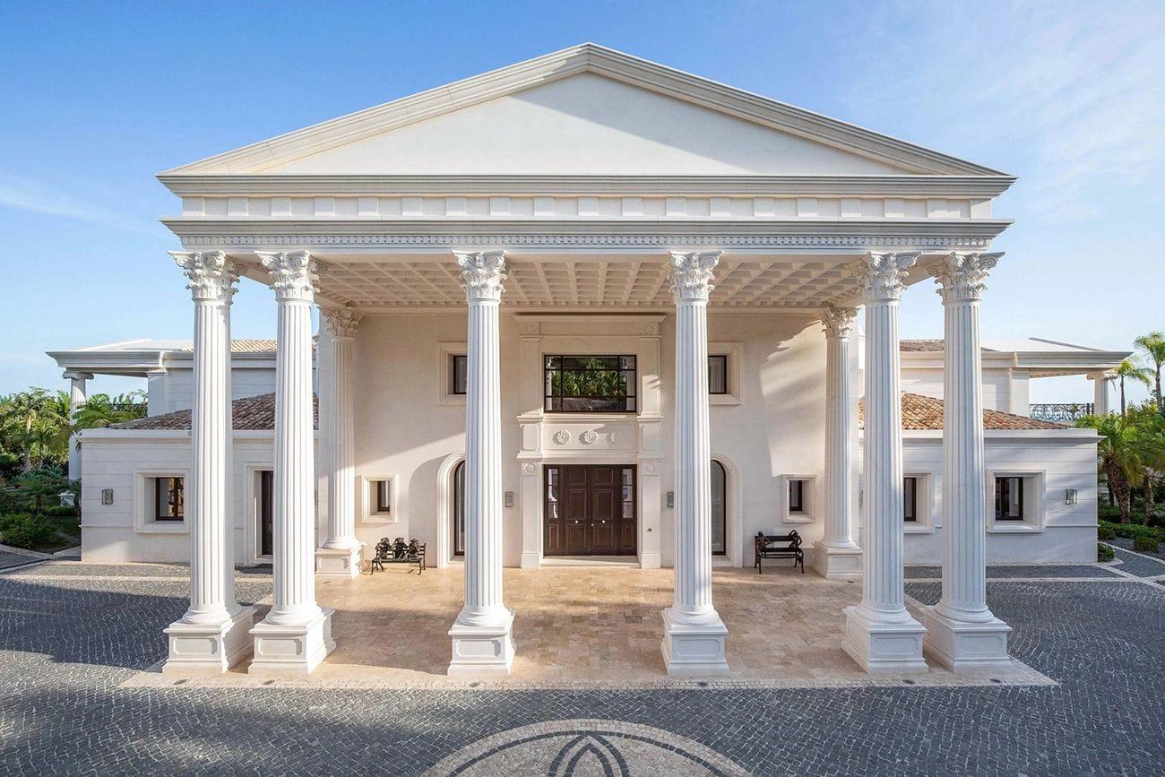 Drumelia's Sale of Marbella's Most Expensive Mega Mansion