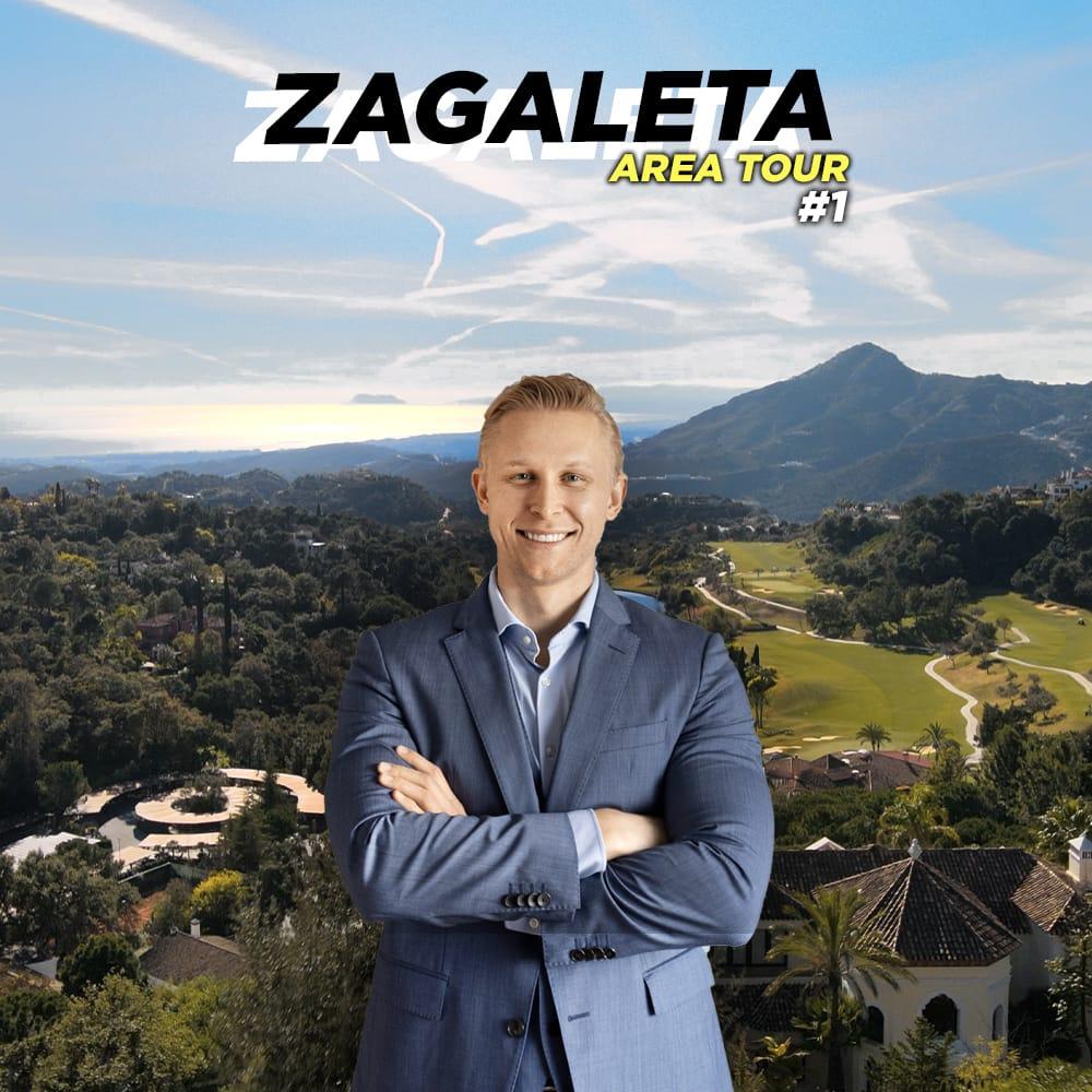 La Zagaleta, die als eine der besten Urbanisationen Europas gilt